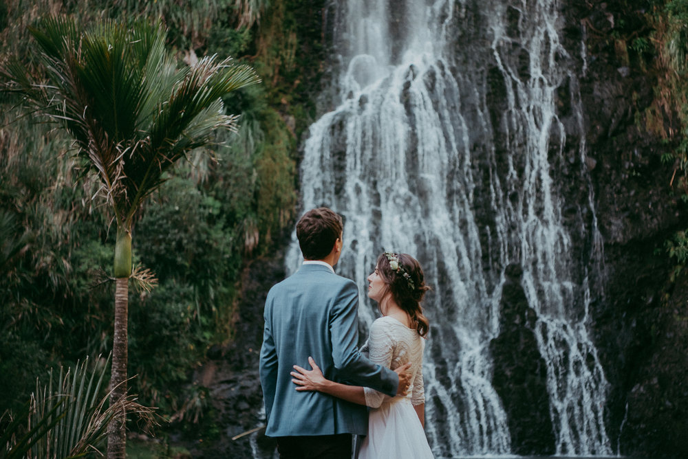 Together Journal -surprised elopement {Auckland wedding photographer} New Zealand