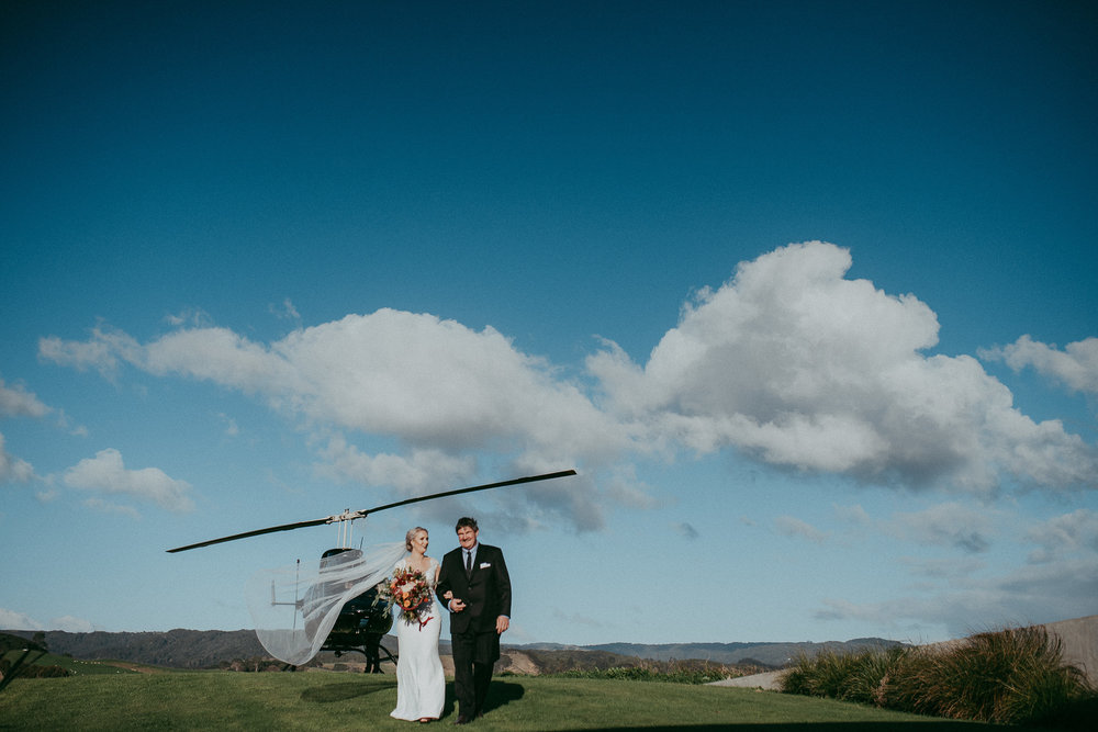 Kauri Bay Boomrock - Clevedon: {Auckland wedding photographers}