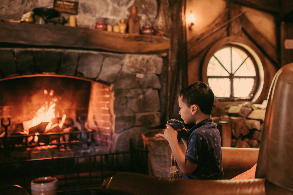 Hobbiton Movie Set {New Zealand wedding-family photographer - personal}