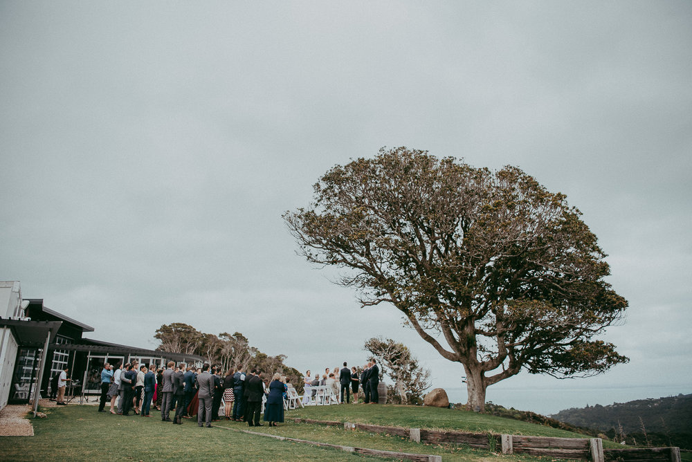 Batch Winery - Waiheke Island {Auckland wedding photographers}