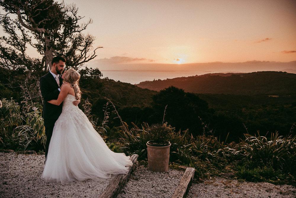 Batch Winery - Waiheke Island {Auckland wedding photographers}