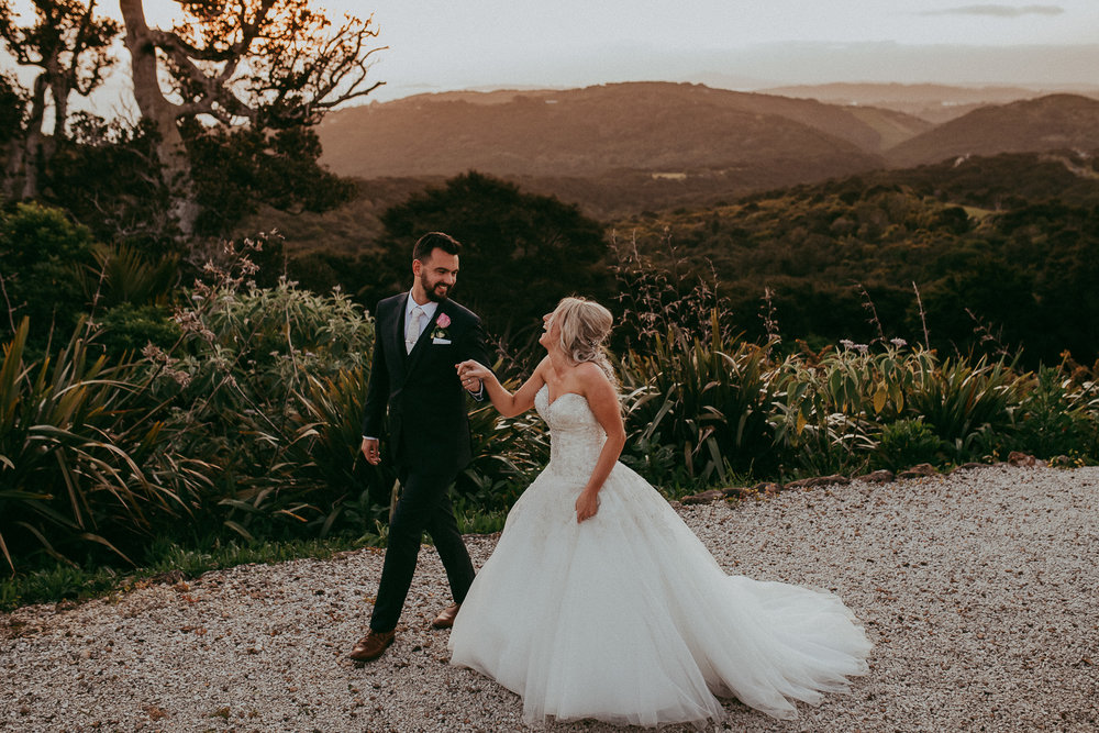 Waiheke Island {Auckland wedding photographer}