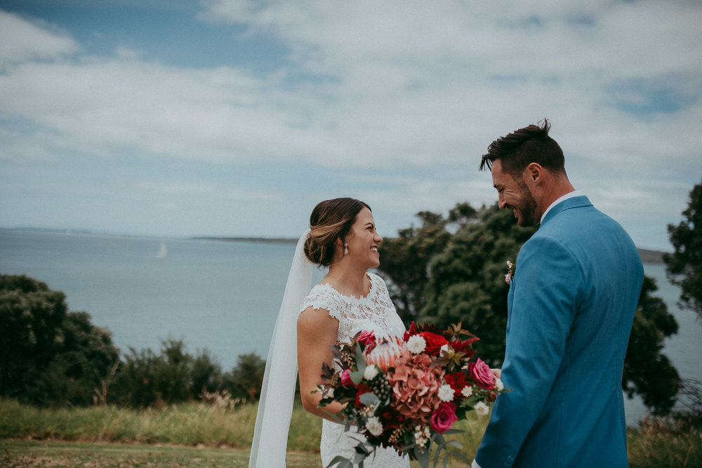 The Officers Mess - Fort Takapuna sneak peek {Auckland wedding photographer}