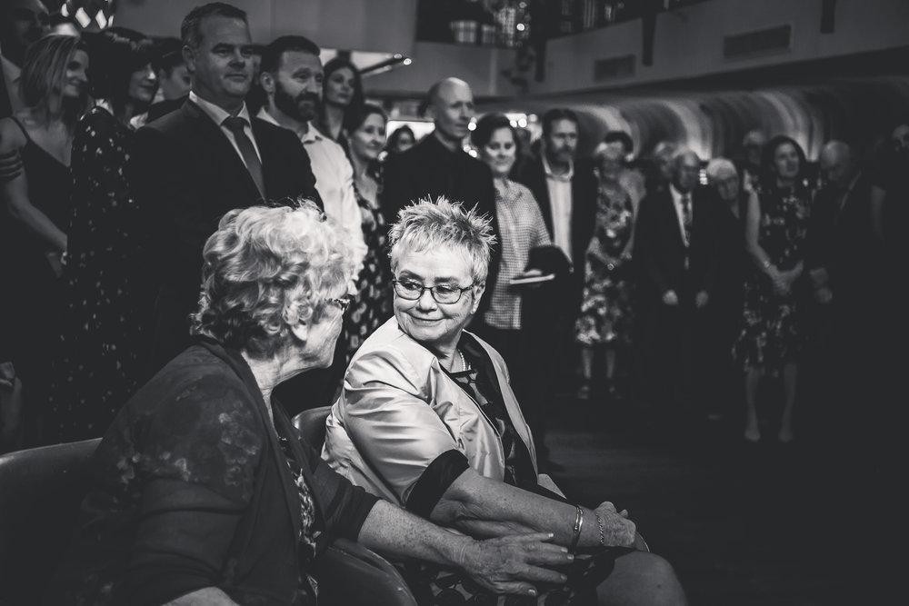 Auckland wedding photographer - Everybody's - city cafe venue