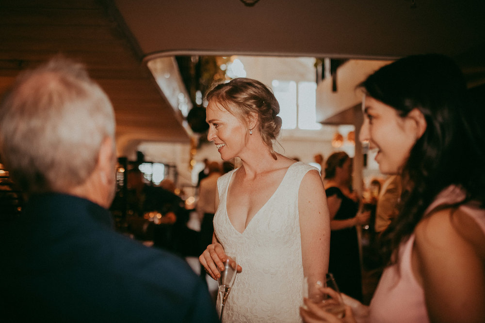 wedding in Everybody's - fine art Auckland photography