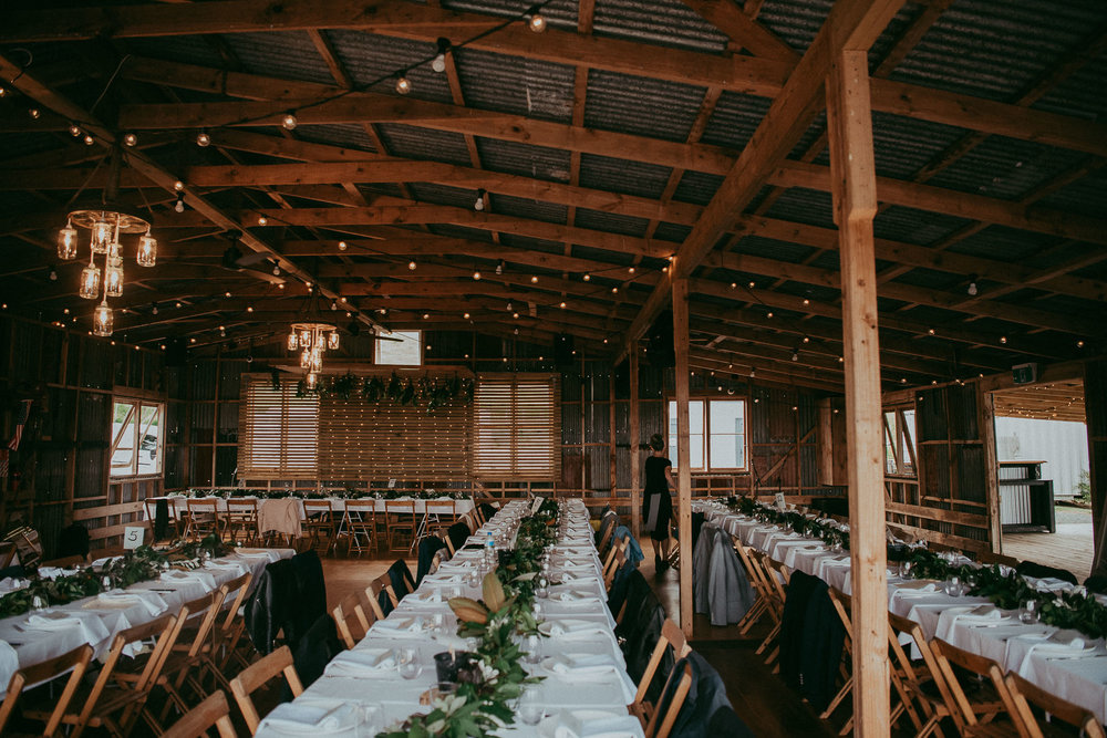 Nocton Woodshed - Clevedon {Auckland wedding photographer}