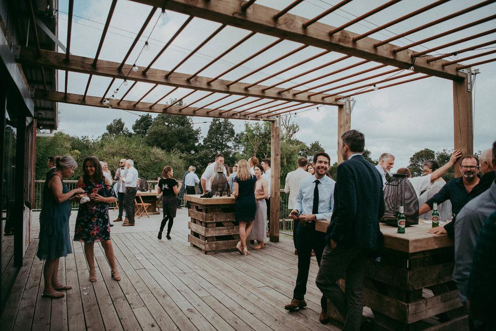 Nocton Woodshed - Clevedon {Auckland wedding photographer}