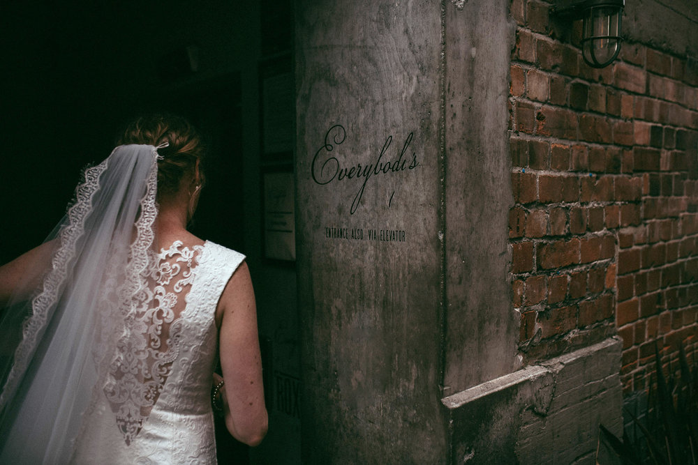 Everybody's - Auckland industrial wedding venue - cafe