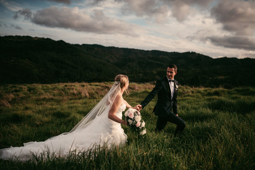 documentary natural wedding photography in Auckland