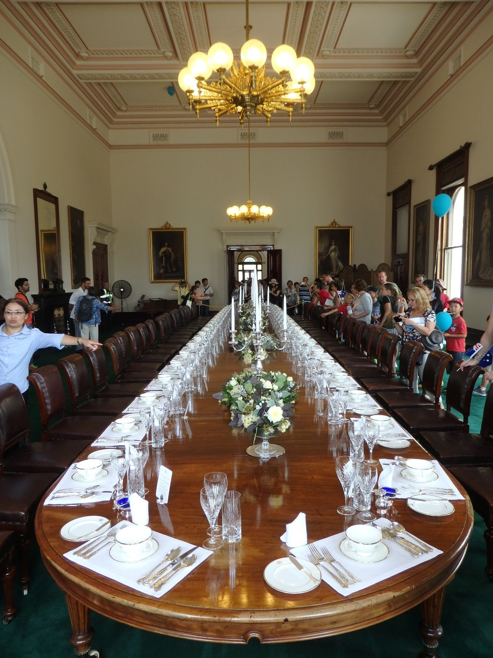 (Dining Hall, Government House)
