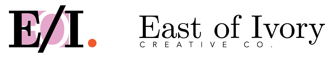 East of Ivory // creative co.