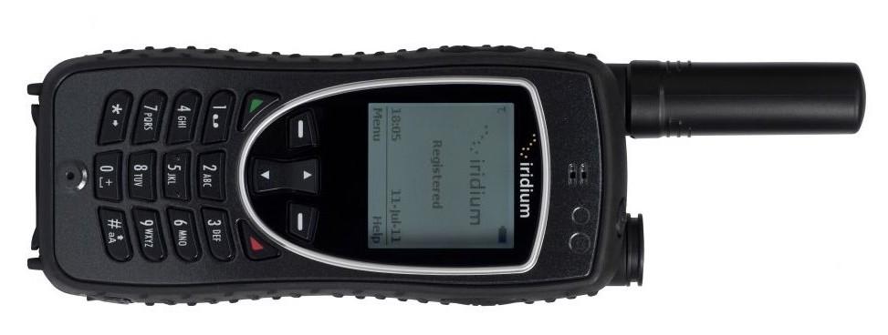 iridium 9575 extreme