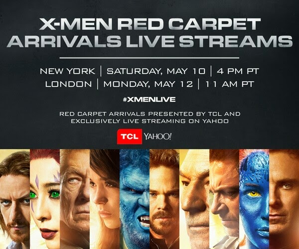 X-Men: Days of Future Past International Campaign - 20th Century Fox