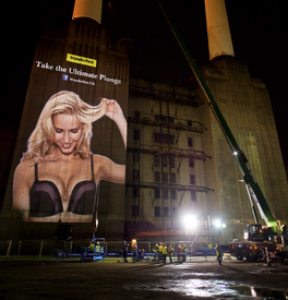 Wonderbra #UltimatePlunge London Event