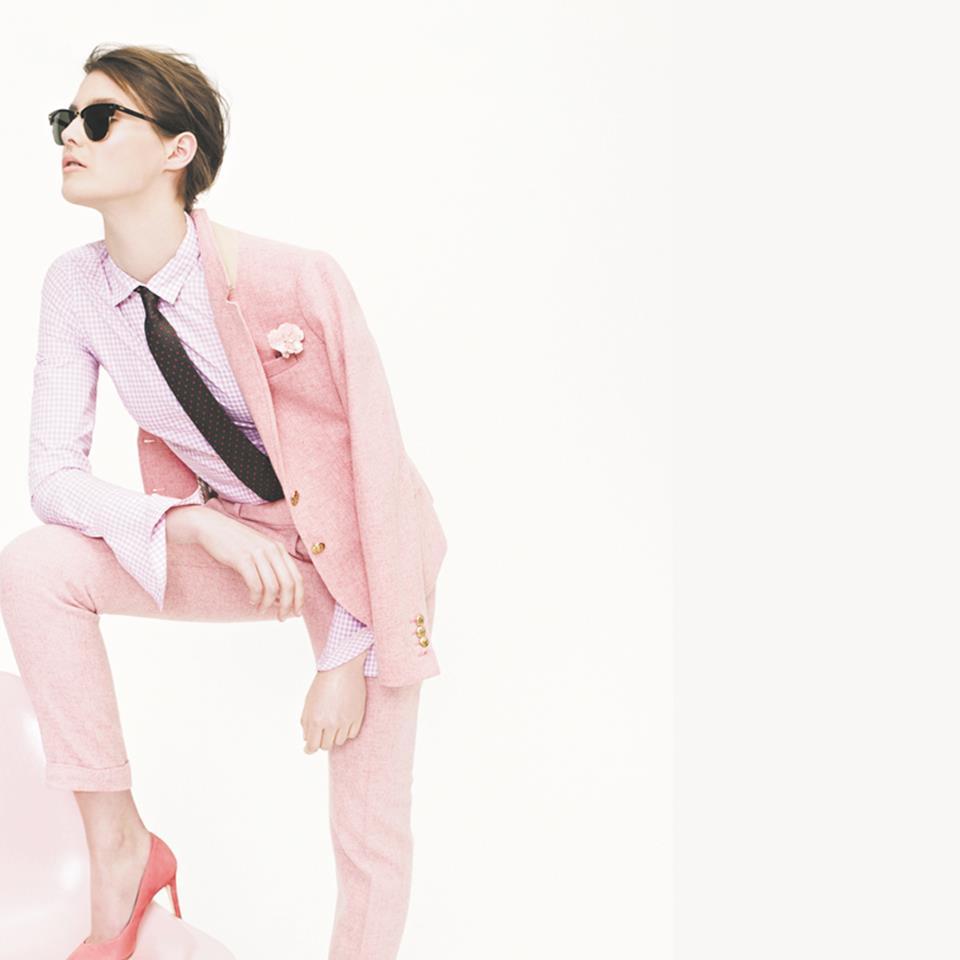 mens pink jcrew fb