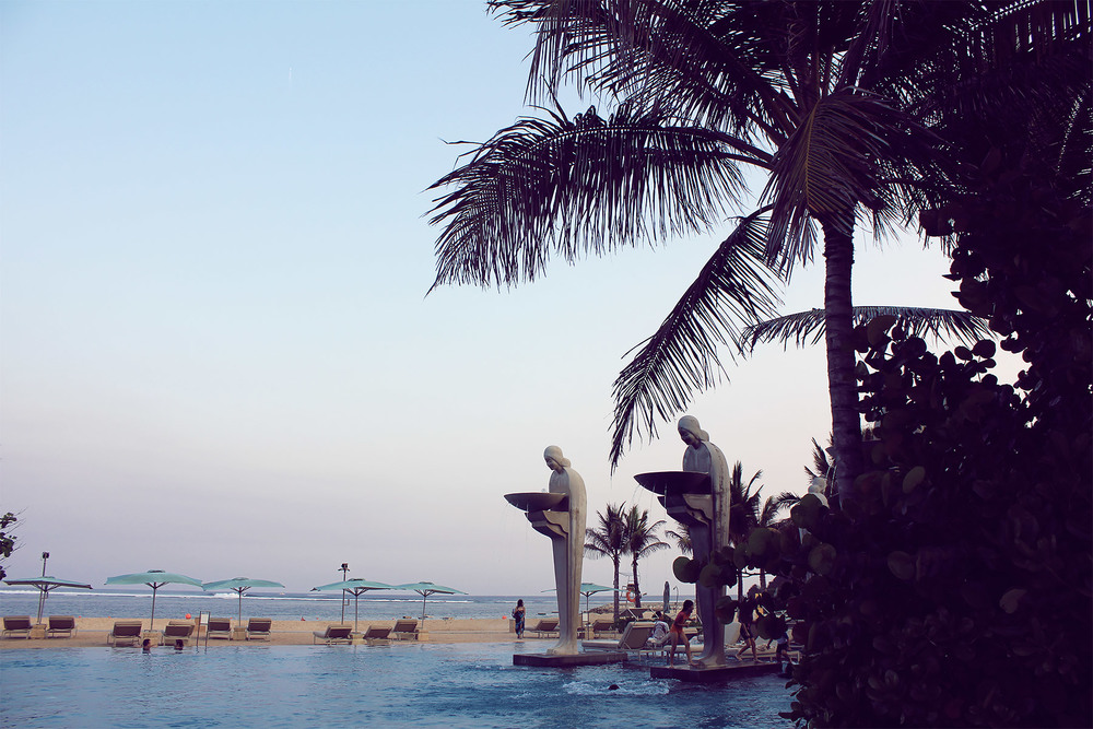 Mulia Resort, Nusa Dua