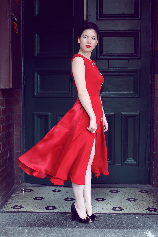Volume II Dress