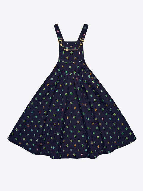 Pinafore Dress, $299