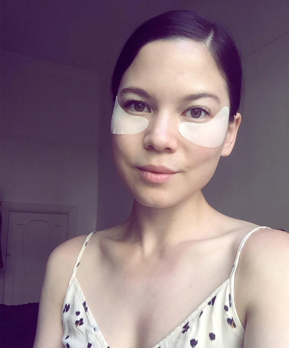 Estée Lauder's new Advanced Night Repair Concentrated Recovery Eye Mask