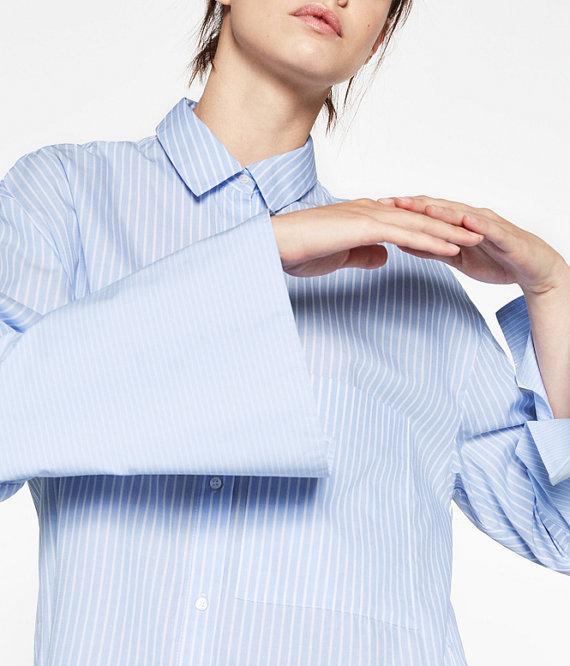 Jackie Striped Shirt