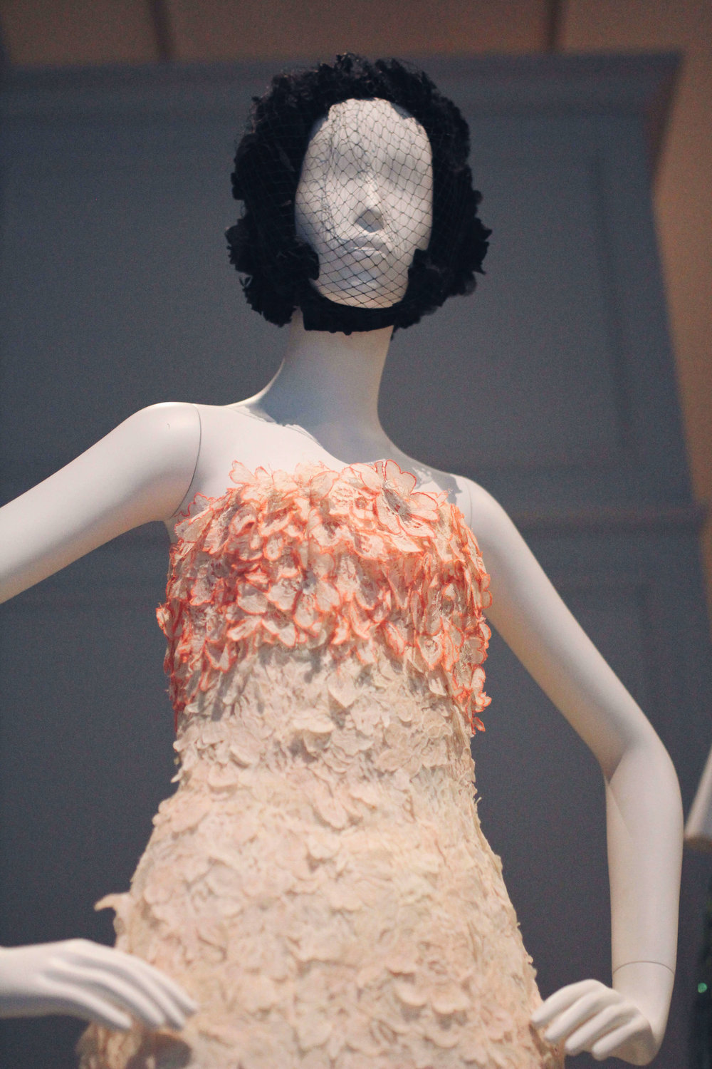 The House of Dior NGV Lei Lady Lei