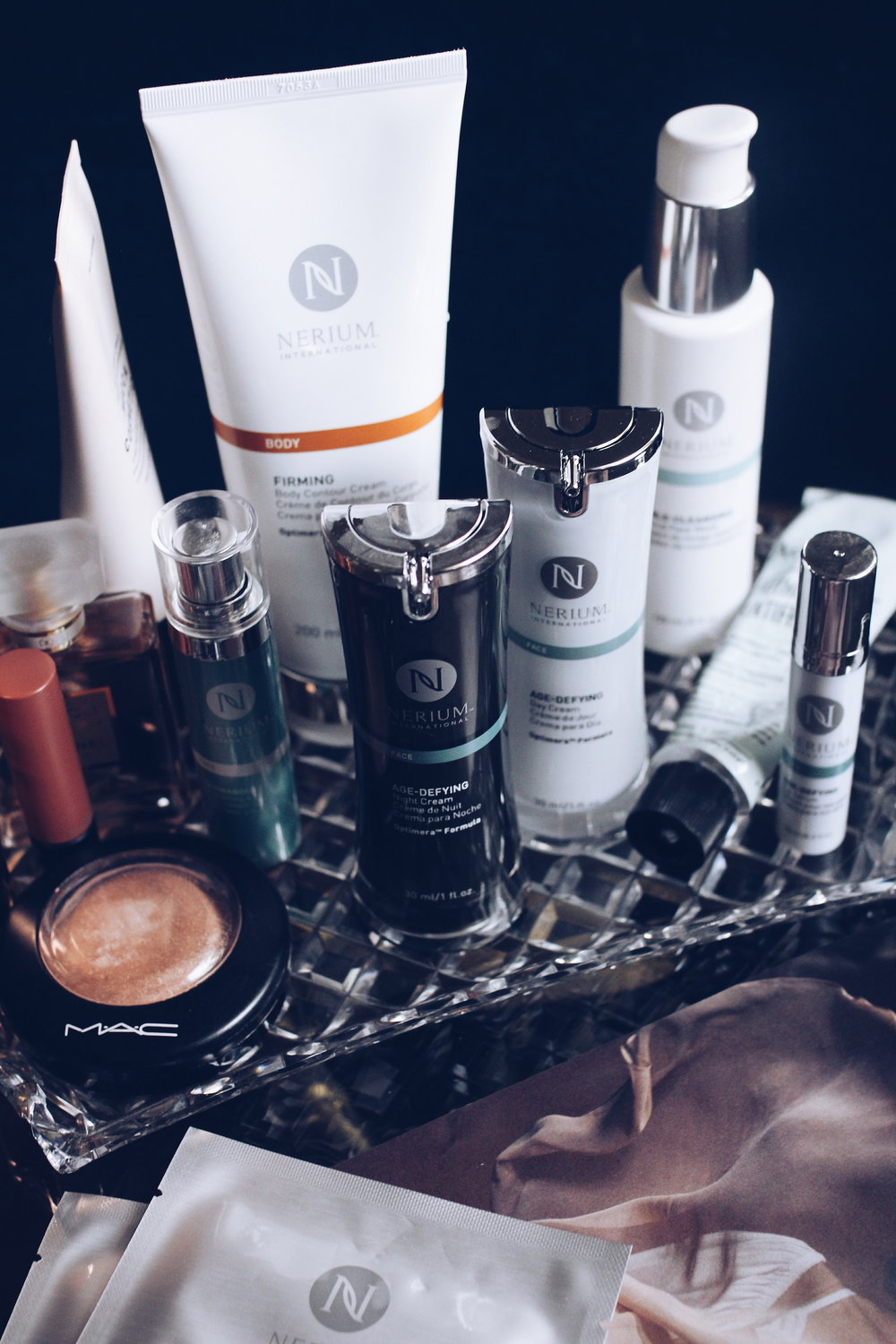 Nerium Beauty Products