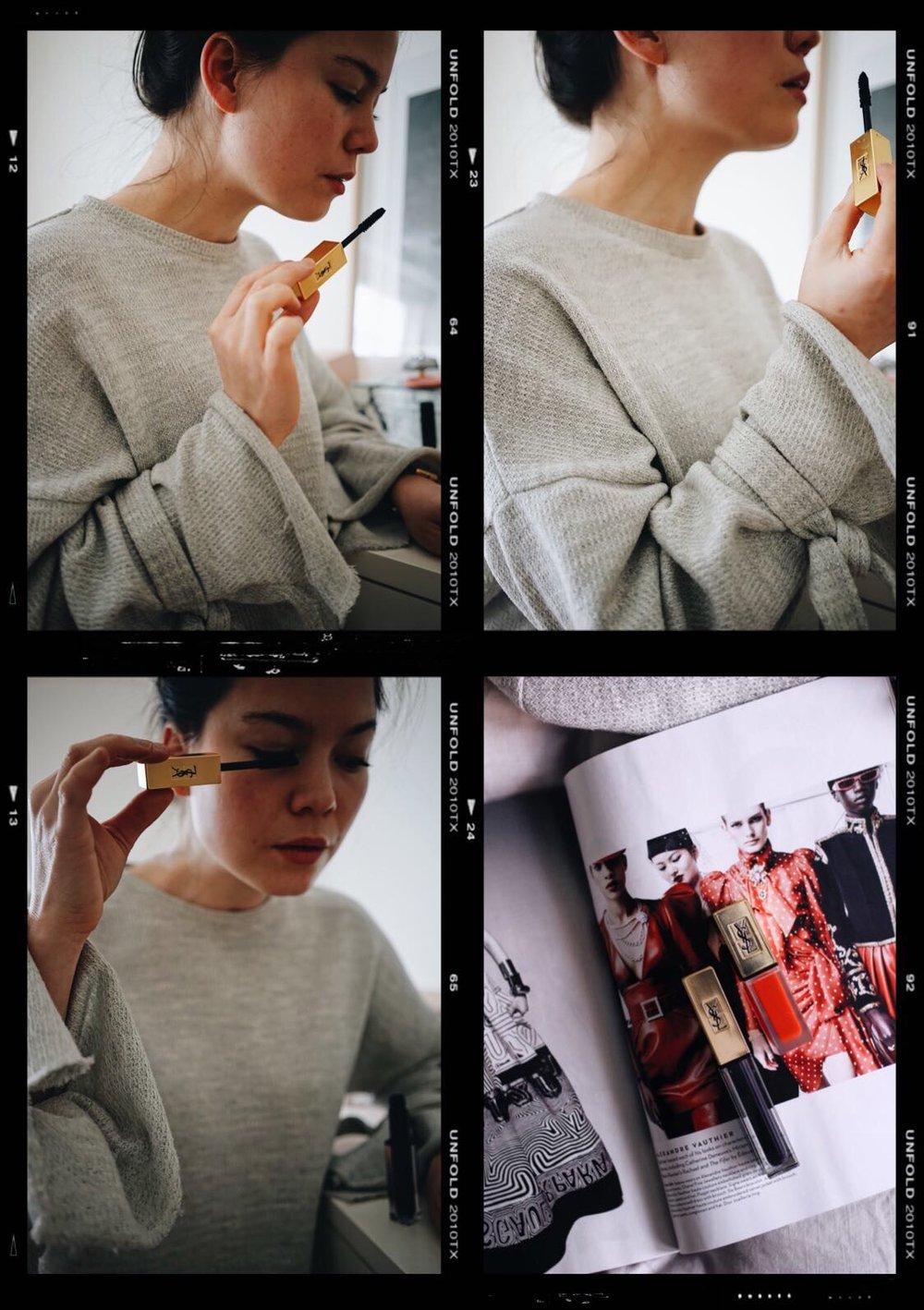 YSL Mascara Lei Lady Lei Blog