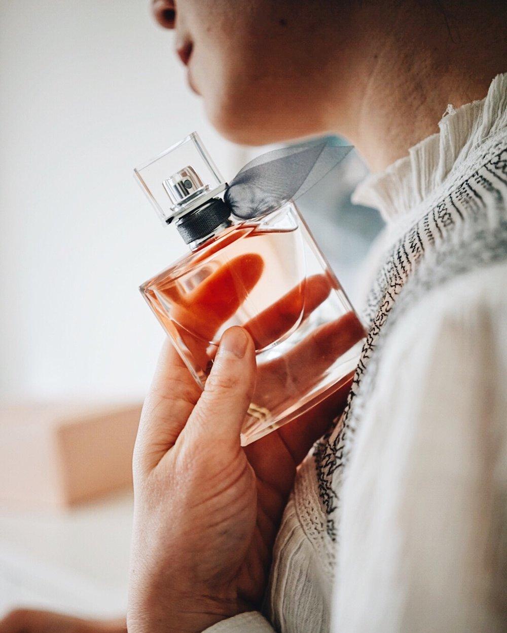 Lancome La Vie Est Belle Perfume Lei Lady Lei