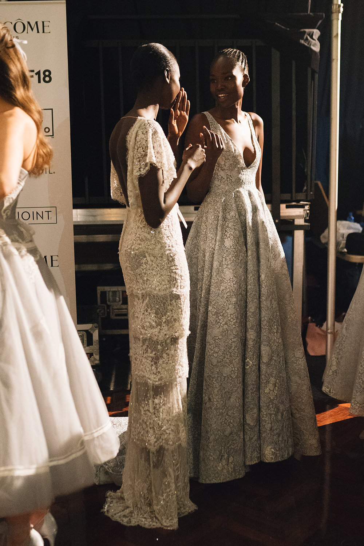 Paolo Sebastian couture Photos by Lei Lady Lei | Lei Lei Clavey