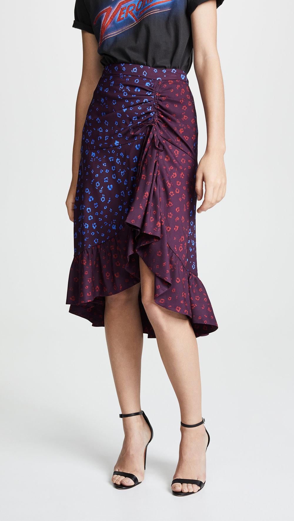 PARKER  Kylie Combo Skirt