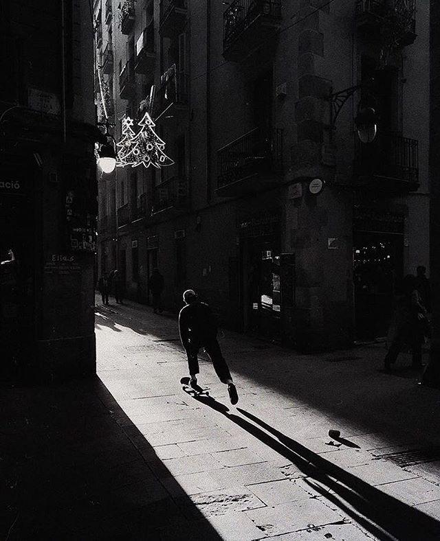 In the dim light. Photography by @la_melancolia. @matiasndong_ . . . #skate #skateboarding #skater #skateboard #sk8ordie #skateordie #slide #ride #road #walk #run #running #skatelife #slide #skateing #lonely #alone #life #lifestyle  #street #wild  #road #nature  #Photography  #photo #rad #streetphotography #bw #blackandwhite #blackandwhitephotography