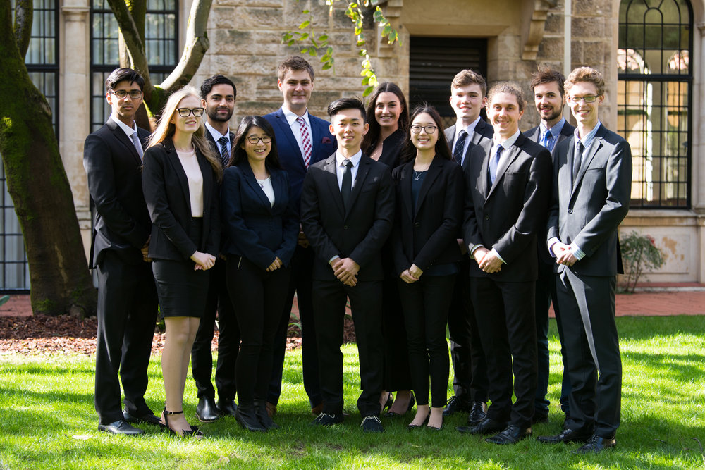 The UWA Consulting Society Committee