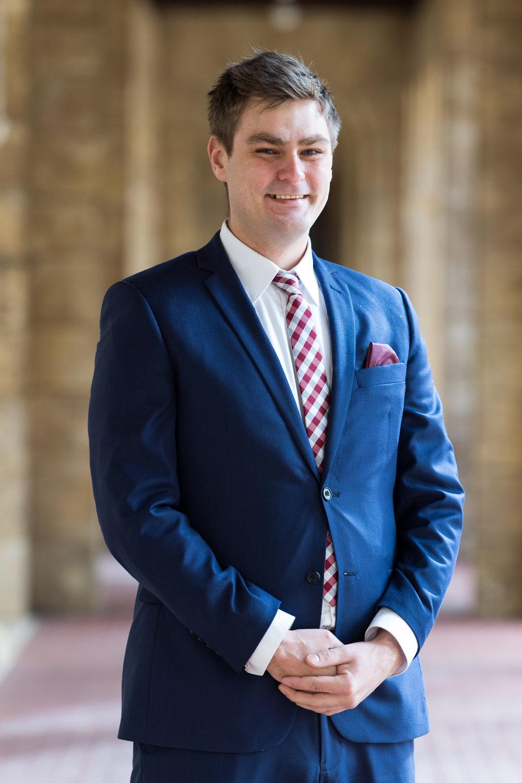Terence Wielstra - Treasurer