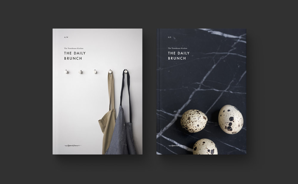 Upcoming: »The Daily Brunch / Townhouse Kitchen« (Book design and Photography)