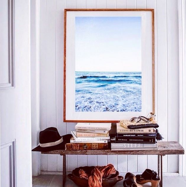 Fine Gallery Walls At The Beach House J Pocker Largest Home Design Picture Inspirations Pitcheantrous