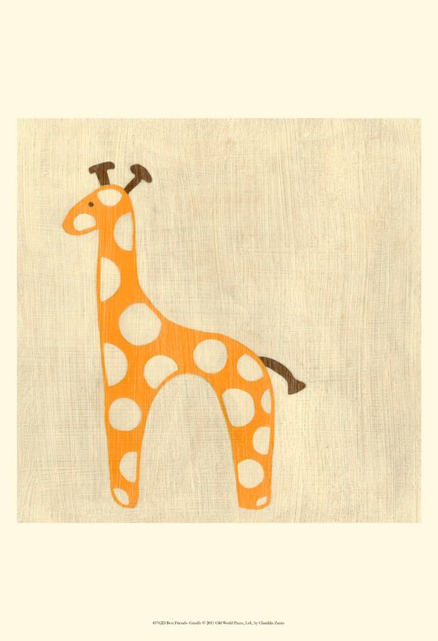 Best Friends Series, Giraffe