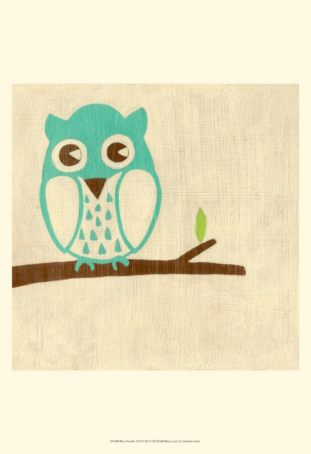 Best Friends Series, Owl