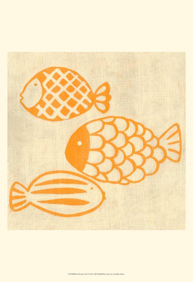 Best Friends Series, Fish