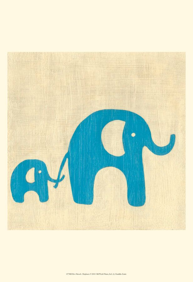 Best Friends Series, Elephant