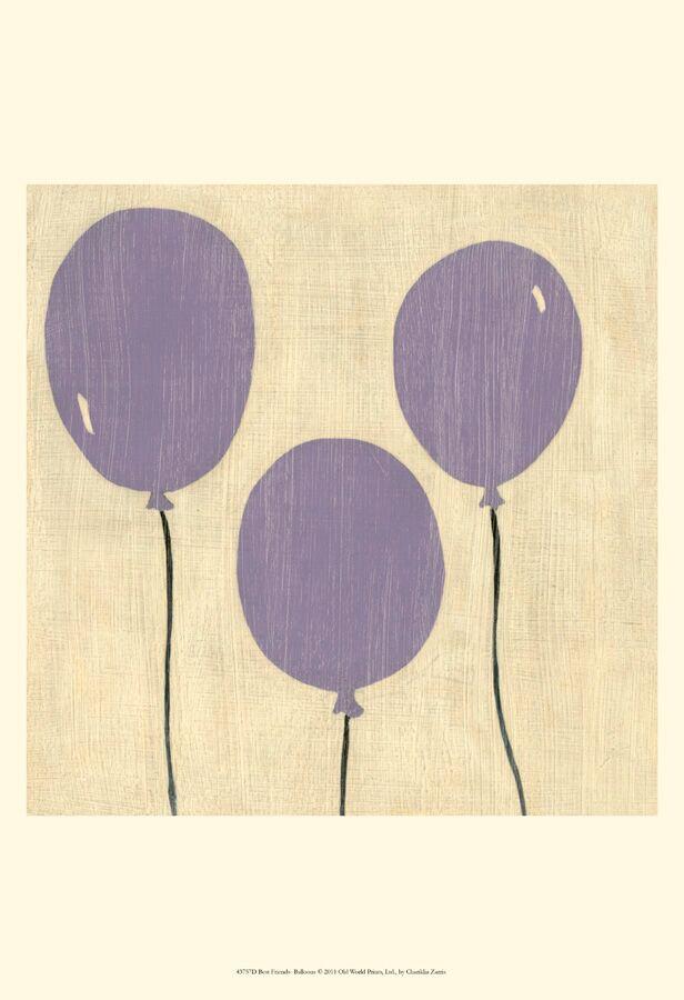 Best Friends Series, Balloons