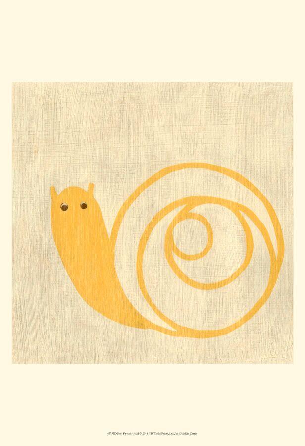 Best Friends Series, Snail