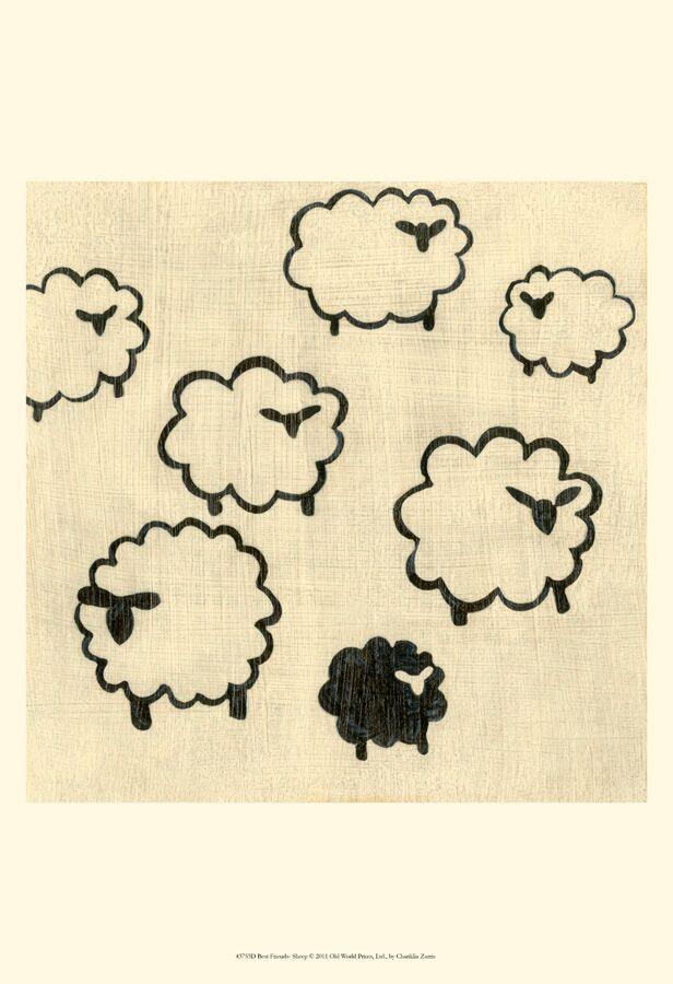 Best Friends Series, Sheep