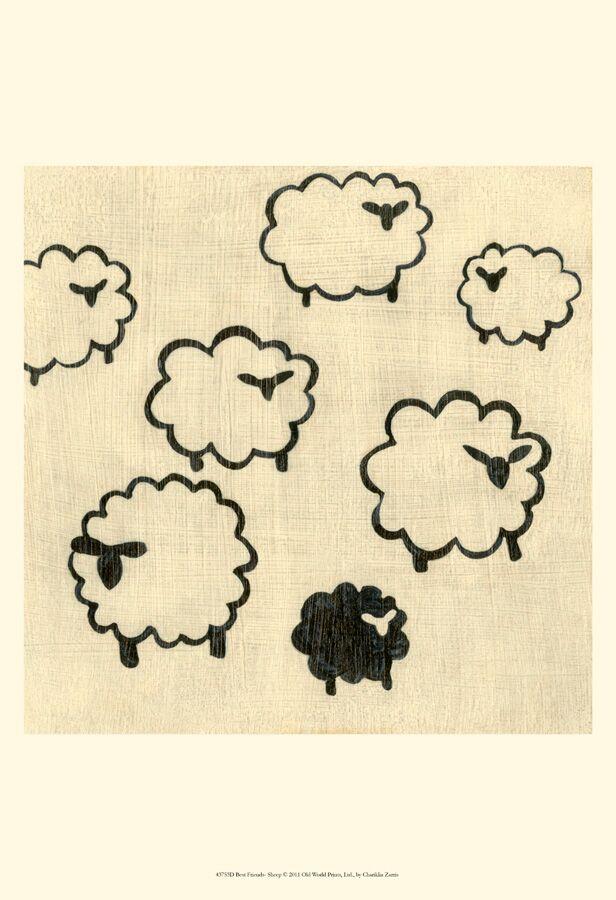 Best Friends Series, Sheep