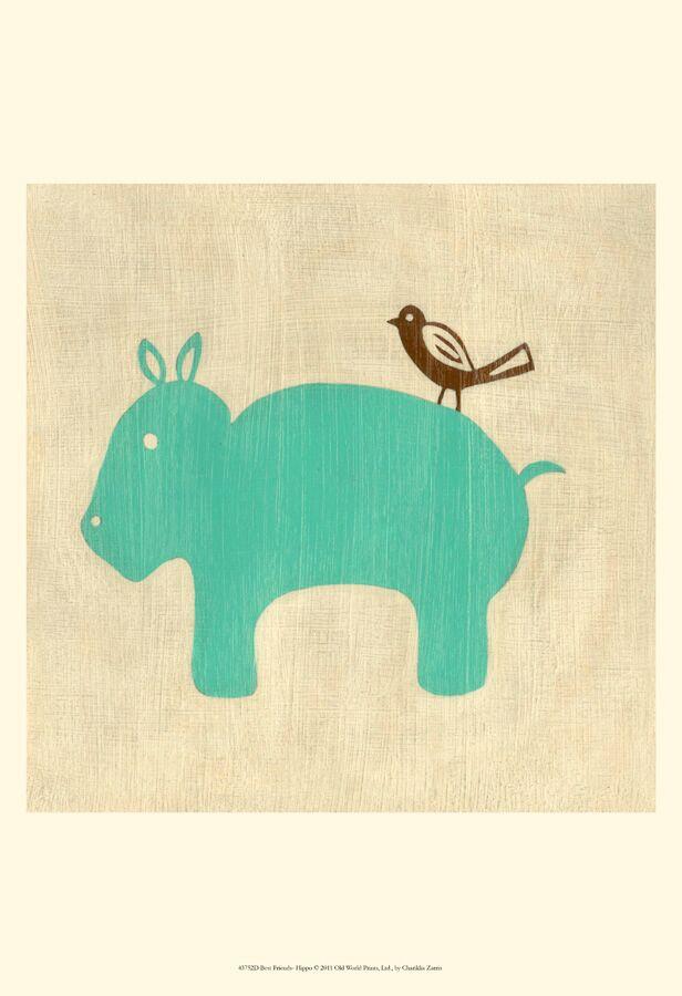 Best Friends Series, Hippo