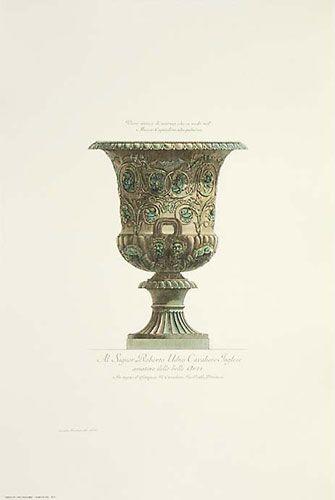 Piranesi Urns, 54