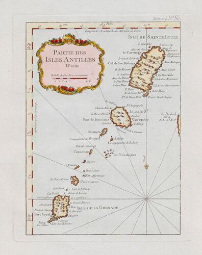 Partie Des Isles Antilles