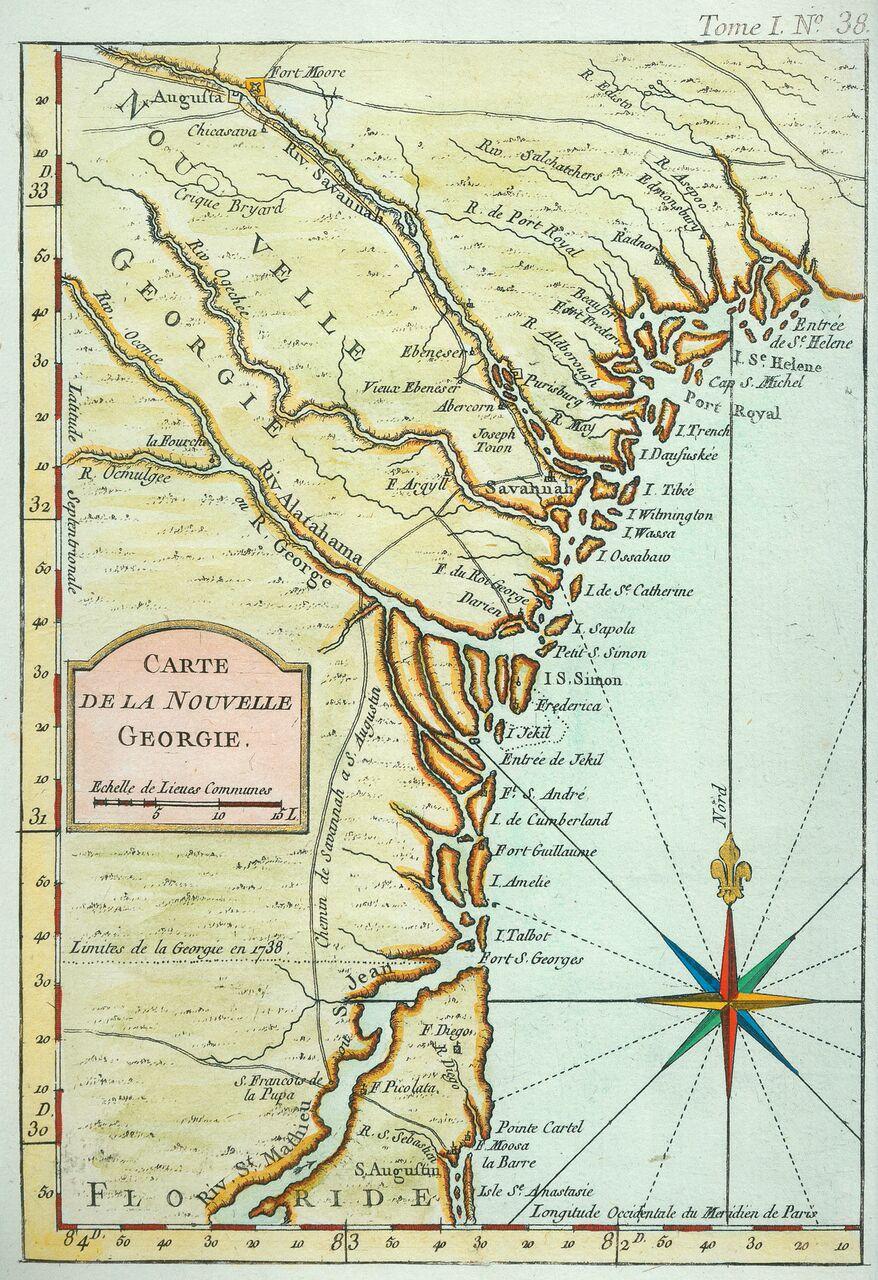 Suite Des Isles Antilles