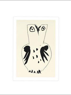 Pablo Picasso, Le Chouette
