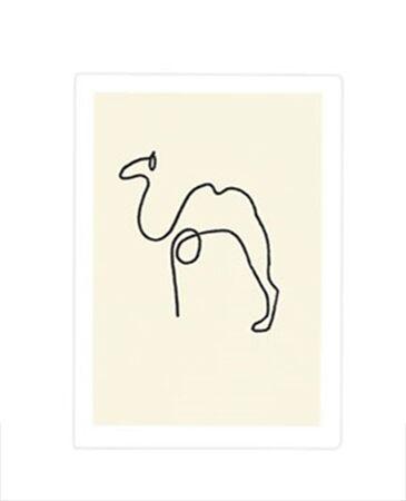 Pablo Picasso, Le Chameau
