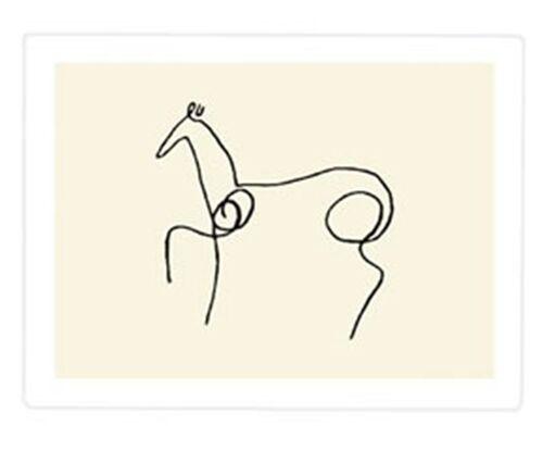 Pablo Picasso, Le Cheval